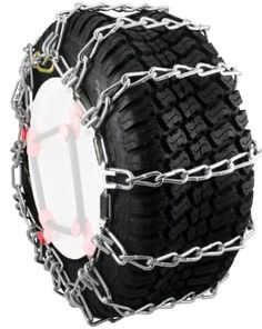Security Chain Company 1061256 Max Trac Snow Blower Garden Tractor Tire Chain. For product info go to:  https://www.caraccessoriesonlinemarket.com/security-chain-company-1061256-max-trac-snow-blower-garden-tractor-tire-chain/