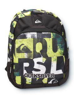 FINALLY!!!!!! Decent backpacks for little boys!  Quicksilver Boys 8-16 Ankle Biter Backpack $25