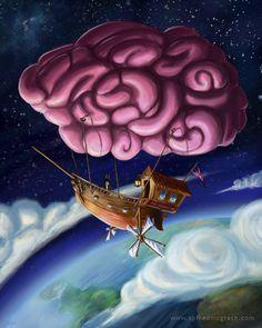 Brain Lift by SpikedMcGrath on DeviantArt