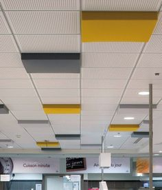 Sound absorption | Ceiling systems | Abso Ceiling pads | Texaa®. Check it out on Architonic