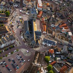 Ballonvaart Enschede Oldenzaal juli 2012