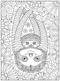 Ocean Pearl - Printable Adult Coloring Page from Favoreads (Coloring book pages for adults and kids, Coloring sheets, Coloring designs) Coloring Pages For Grown Ups, Pattern Coloring Pages, Printable Adult Coloring Pages, Cute Coloring Pages, Mandala Coloring Pages, Animal Coloring Pages, Coloring Pages To Print, Coloring Books, Coloring Sheets