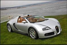 Which top golfer drives around in this $2million Bugatti? Find out here http://www.carhoots.com/blog/celebrity-cars/rickie-fowlers-new-66-mini-cooper-and-5-other-golfers-cars-photos