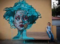 Street art by Gub Gub