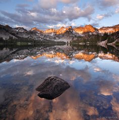 Alice Lake Sunrise #2 photo