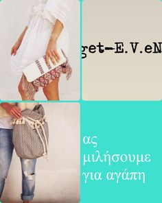 get even bags Blog, Blogging