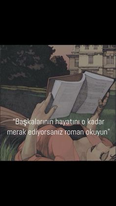 Book Quotes, Life Quotes, Learn Turkish Language, Wall Writing, I Love Books, Meaningful Quotes, Cool Words, Quotations, Motivation
