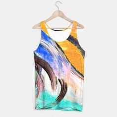 "Toni F.H Brand ""Alchemy Colors#A8V"" #tank #top #tanktop #fashionforwomen #shoppingonline #shopping #fashion #clothes #tiendaonline #tienda #vestidos #compras #moda #comprar #modamujer #ropa"