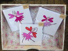 Fairy themed cards