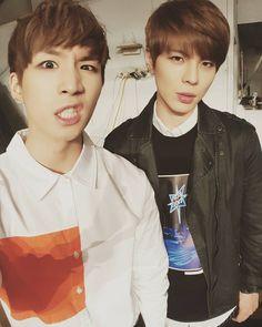 Cory and Kisu