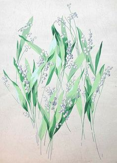 Ferier Bianchini Lily of the valley