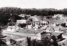 Old photographs of the Monte Ne Resort and amphitheater including 1910 photo of old Monte Ne. There are photos of the amphitheater during the first time Beaver Lake dropped low enough to reveal it again. Arkansas City, Rogers Arkansas, Thing 1, Fort Smith, Eureka Springs, Wild West, Abandoned Places, Old Town