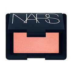 A true classic - even though I still giggle at the name.  NARS Orgasm blush really is great for all skin tones - when I'm winter-pale, it looks good and when I'm summer-tan it looks good then too!