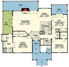 1000 images about floor plans to consider on pinterest for Key west style house plans