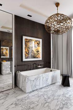 🏡 Decorating and Renovation Ideas For Design Home – Modern House Ideas Bathroom Sets, Modern Bathroom, Master Bathroom, Bathroom Marble, Bathroom Black, Small Bathroom, 50s Bathroom, Minimal Bathroom, Vanity Bathroom