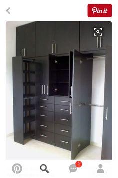 Girls Bedroom, Bedroom Decor, Ideas Para, Lockers, Locker Storage, House Design, Mani, Cabinet, Closet Ideas