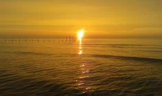 Oro Liquido - alba del 7 Febbraio 2014 - Jesolo
