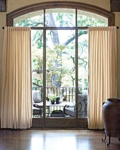47 Beautiful Tall Curtains Design Ideas For Living Room/beautiful Tall Curtains Design Ideas For Living Room 36 - Beautifull HD Wallpapers Curtains For Arched Windows, Tall Curtains, Transom Windows, Custom Curtains, House Windows, Arch Windows, Tall Windows, Transom Window Treatments, Window Coverings