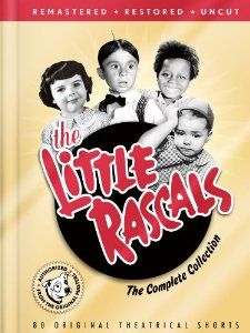 Amazon.com: The Little Rascals: The Complete Collection: Little Rascals, Na: Movies & TV