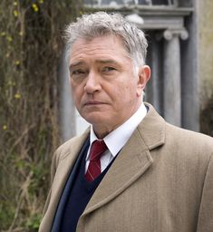 Martin Shaw as 'George Gently' - 1960's era British Mystery series.