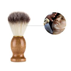 2017 hot sale makeup brushes  Men Shaving Bear Brush Best Badger Hair Shave Wood Handle Razor Barber beauty and healthy 17Dec 15. Yesterday's price: US $1.24 (1.01 EUR). Today's price: US $1.24 (1.01 EUR). Discount: 59%.