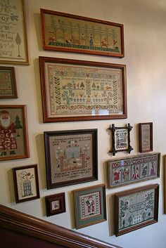Cross stitch by Black.Doll, via Flickr