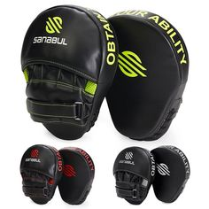 Fitness & Body Building 2 Pcs Kick Boxing Strike Curved Arm Pad Mma Focus Muay Thai Punch Shield Kicking Target Suitable For Men And Women Of All Ages In All Seasons