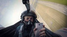 """Man unboxes OnePlus 3T in midair on a fighter plane as the smartphone goes on sale Read more Technology News Here --> http://digitaltechnologynews.com  Folks in Europe who have been anxiously eyeing the OnePlus 3T smartphone: you can now peacefully get on with other things in your lives.  The OnePlus 3T smartphone has gone on sale in Europe the company has announced. It also posted a weird """"unboxing"""" video of the OnePlus 3T smartphone.  SEE ALSO: OnePlus 3T review: Picking up where the…"""