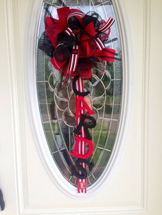 University of Louisville Door Hanger by SouthernCraftitude on Etsy