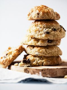 Sour cream chocolate chip scones http://www.womansday.com/food-recipes/healthy-recipes/healthy-kid-friendly-recipes#slide-2