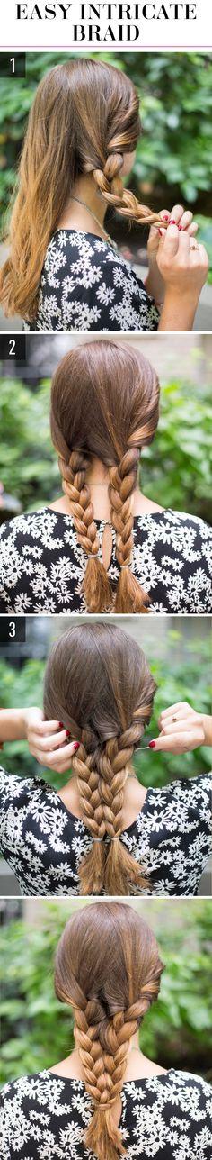 Beceriksizlikte Master Yapmış Kadınların Bile Kolaylıkla Yapabileceği 14 Saç Modeli