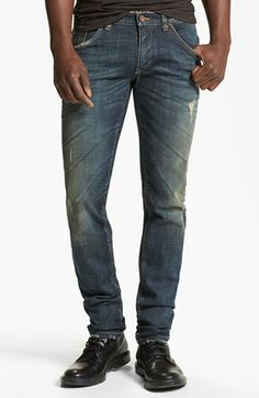Dolce&Gabbana Slim Fit Jeans available at #Nordstrom