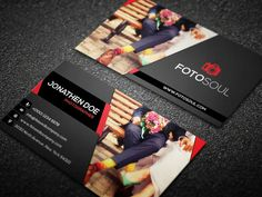 Photography business card #12 by Graphicsegg on @creativework247