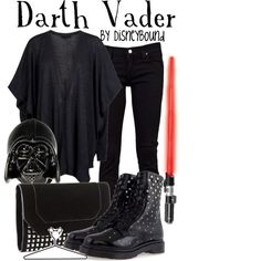 I love everything about this. Even Darth Vader. May the force be with you.