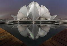 """Lotus temple"" by Yogesh Gupta https://gurushots.com/ygphotography76/photos.?tc=2f714573798c4445d3810149174a9e47"