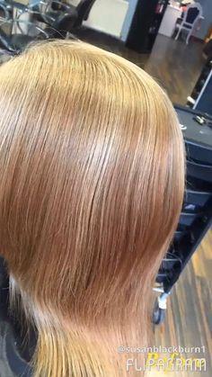 Ombré Color Melting, Phoenix, Long Hair Styles, Videos, Beauty, Long Hairstyle, Long Haircuts, Long Hair Cuts, Beauty Illustration