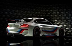 CSL updated in BMW Vision Gran Turismo