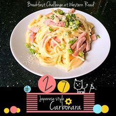 いいね!10件、コメント3件 ― Cheng Yuhanさん(@piggie_melon)のInstagramアカウント: 「Recipe's from #cookingwithdog 😎 a light carbonara recipe with an Asian taste to it (possibly…」