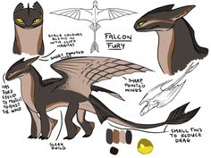 — Wanted to try making a fury species and I came up... Mythical Creatures Art, Mythological Creatures, Fantasy Creatures, Night Fury Dragon, Wings Of Fire Dragons, Httyd Dragons, Dragon Sketch, Dragon City, How To Train Dragon