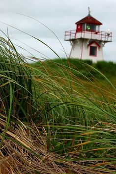 Prince Edward Island, Canada.  Home to light houses and Anne of Green Gables