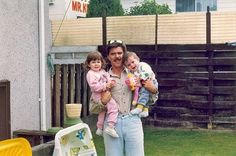 Favourite Uncle. (Hayley, Darcy and Kyle)