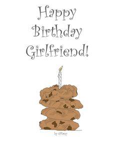 birthday card for my best friend georgia! happy birthday pisces