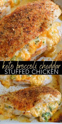 Low Carb Chicken Recipes, Healthy Low Carb Recipes, Diet Recipes, Healthy Snacks, Healthy Eating, Cooking Recipes, Keto Chicken, Keto Snacks, Fried Chicken
