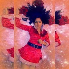 "B E L L A  — sc: morbid.bella (@painful_universe) on Instagram: ""🎄MERRY 🎁 CHRISTMAS ✨"""