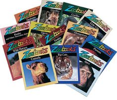Zoo Books: I remember the commercials, wanted them