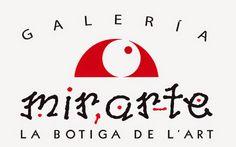 Logotipo Galería de Arte Burjassot.