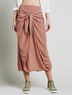 Stella Slouchy Skirt