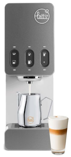 Kostenlose Demo - Lattiz® – Lattiz-de Drip Coffee Maker, Espresso Machine, Make It Simple, Kitchen Appliances, Baristas, Milk, Fine Dining, Kaffee