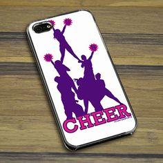 Cheerleading iPhone/Galaxy Case Cheer Pyramid | Cheerleading Phone Cases | Cheerleading iPhone 4 Cases | Cheerleading iPhone 5 Cases | Cheer...