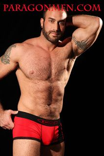 HairyDads&Co: Spencer Reed
